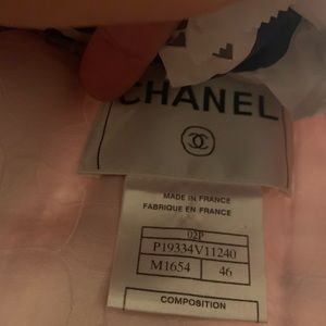 AUTHENTIC CHANEL Jacket.... **NEVER WORN**